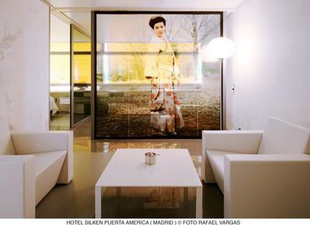 hotel puerta América - Jean Nouvel - habitación 2