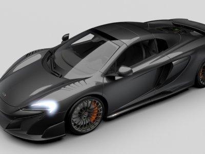 McLaren MSO Carbon Series 675 LT, cuando la exclusividad se viste con fibra de carbono y se ofrece en una muy limitada producción