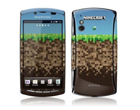 Minecraft Pocket Edition ya está disponible para Sony Ericsson Xperia Play