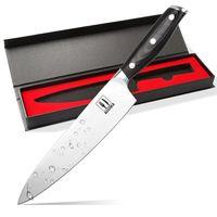 Oferta flash en el cuchillo de cocinero Allezola de 21 cm de longitud: hasta medianoche cuesta 19,99 euros
