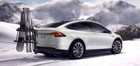 Tesla Model X Unidades