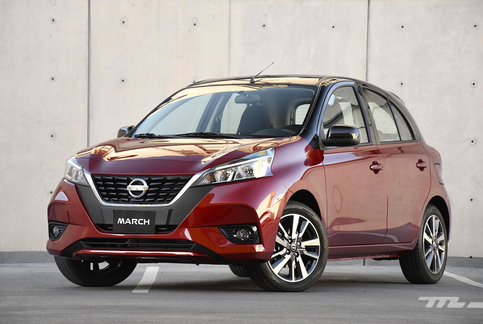 Nissan March 2021 (prueba)