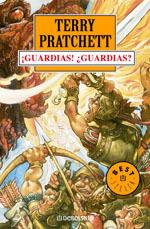 '¡Guardias! ¿Guardias?' de Terry Pratchett