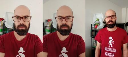 Selfie Y Modo Retrato