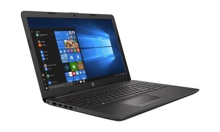 En las rebajas de tuimeilibre, un portátil potente, con procesador i7 y disco SSD como el HP 250 G7, sólo cuesta 499 euros