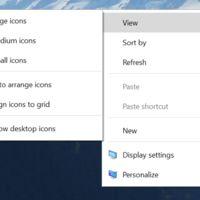 Ya está aquí la build 10532 de Windows 10, con mejores menús contextuales y otras novedades