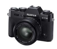 Fujifilm X-T10, una cámara insignia económica, pequeña y capaz llegará a México en junio