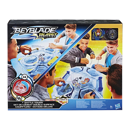 Estadio De Batalla Beyblade Feature Battle Stadium Peonzas