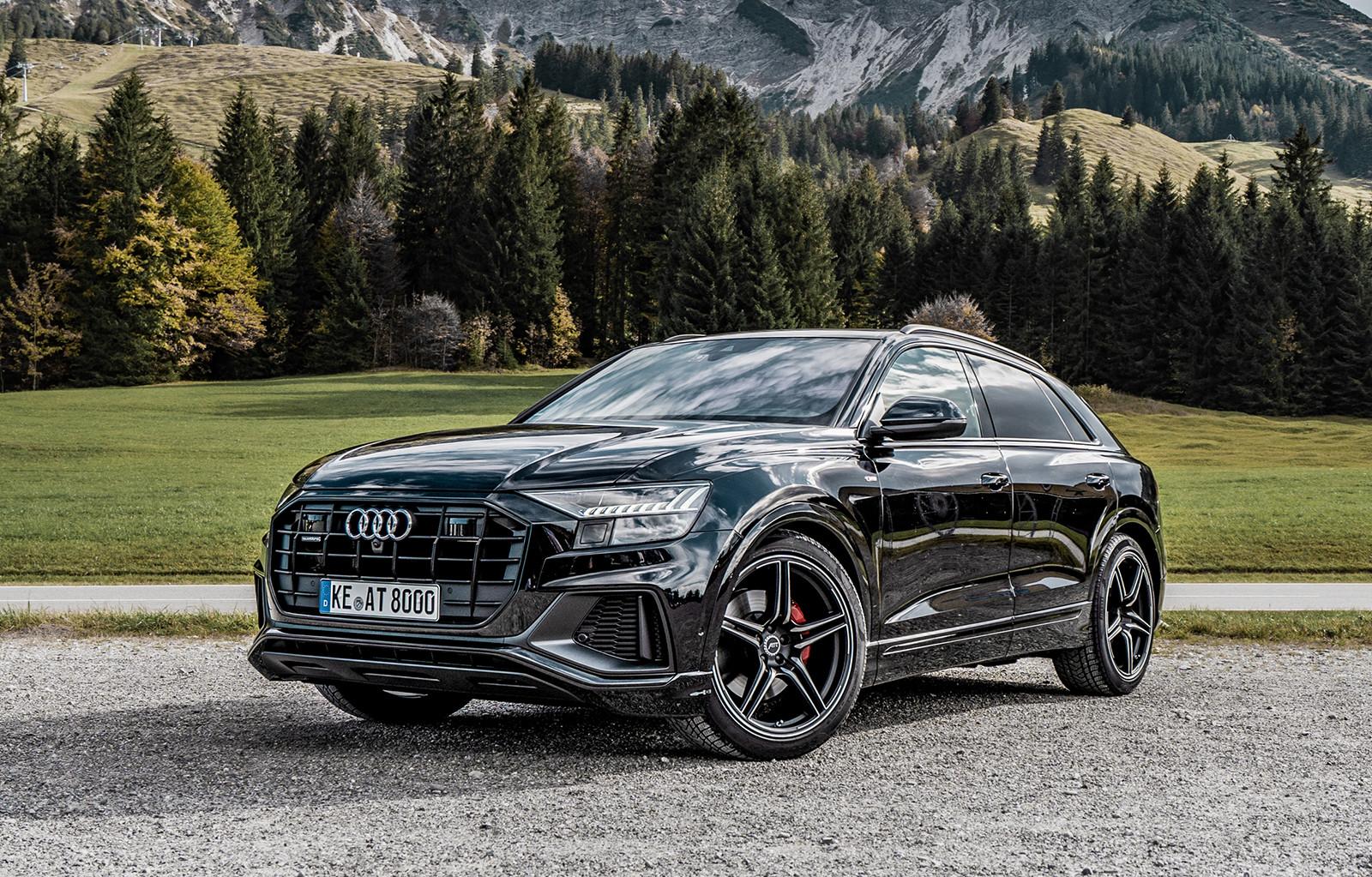 Foto de Audi Q8 50 TDI ABT (7/10)