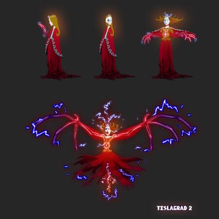 Teslagrad 2 Concept