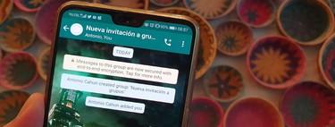 No más grupos con muchos piolines: WhatsApp por fin activa las invitaciones para grupos y así se pueden habilitar en México