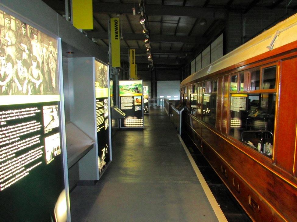 Foto de Museo Nacional Ferrocarril York (10/10)