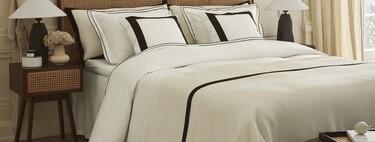 Nueva colección y rebajas en H&M Home: 17 productos para renovar tu dormitorio este otoño a muy buen precio
