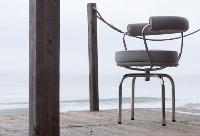 Los clásicos de Le Corbusier, ahora también para exterior