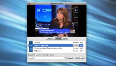 Livestation: Prometedora aplicación para acceder a canales de TV on-line
