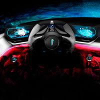 El hiperdeportivo eléctrico de los 2.000 CV de Pininfarina desvela su habitáculo de ciencia ficción