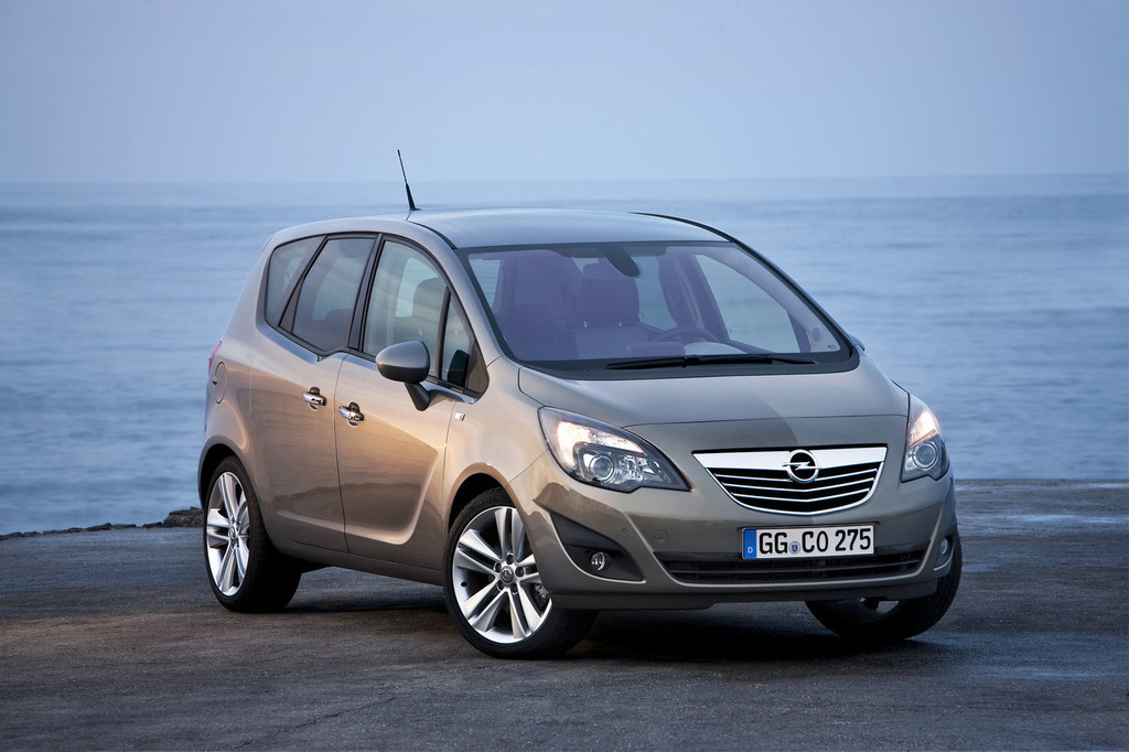 Foto de Opel Meriva (24/69)
