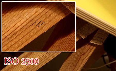 Olympus OM-D E-M5 ISO2500