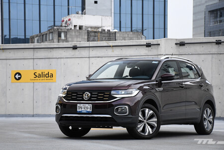 Chevrolet Tracker Vs Vw T Cross Mexico Comparativa 19