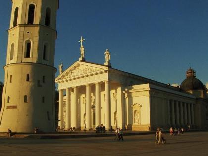 Vilnius: La capital barroca del este