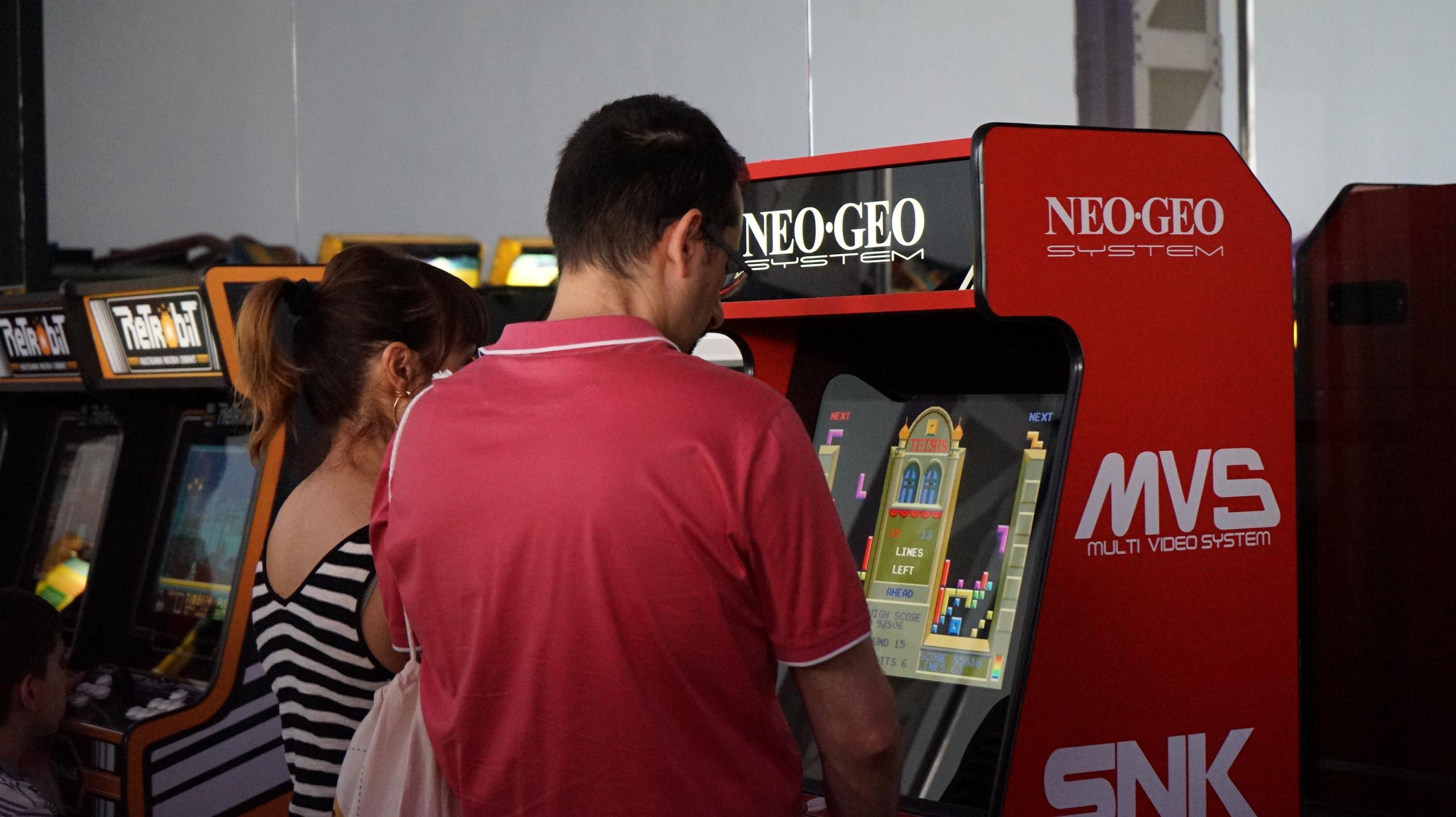 Foto de Museo máquinas Arcade (37/46)
