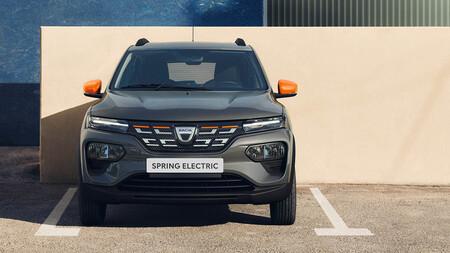 Dacia Spring 2021 coche eléctrico