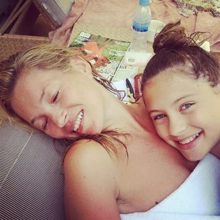 Secreta, totalmente secreta es la cuenta de Instagram de Kate Moss
