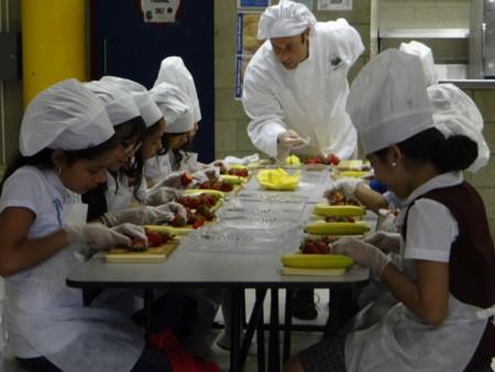 Siete campamentos de verano para niños con ganas de cocinar