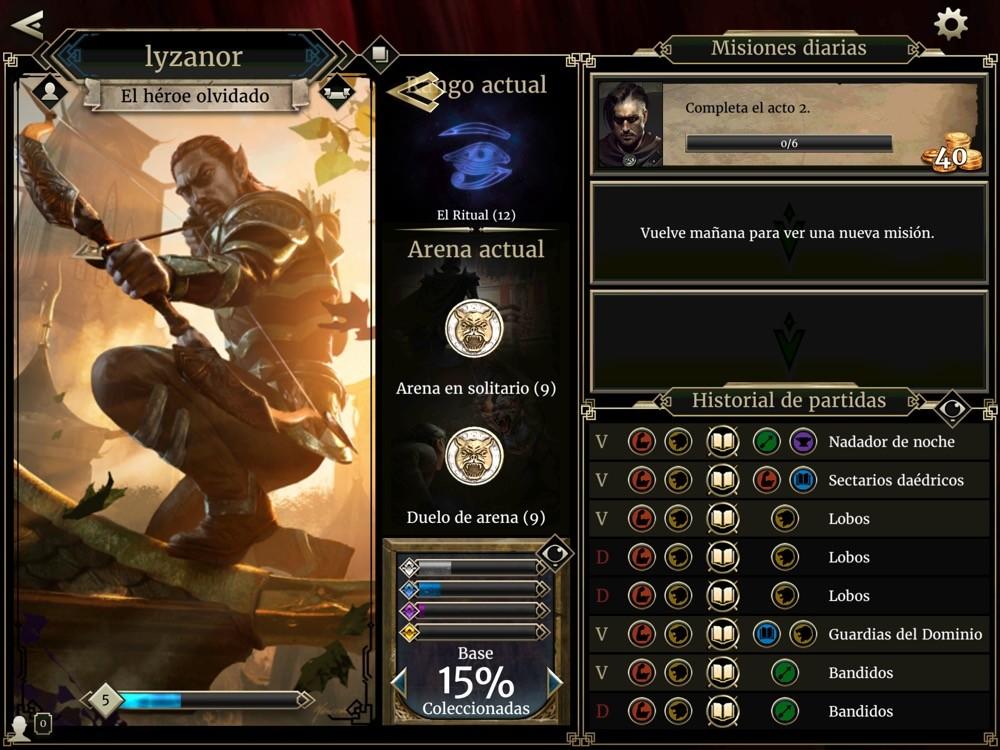 Elder Scroll Legends 26