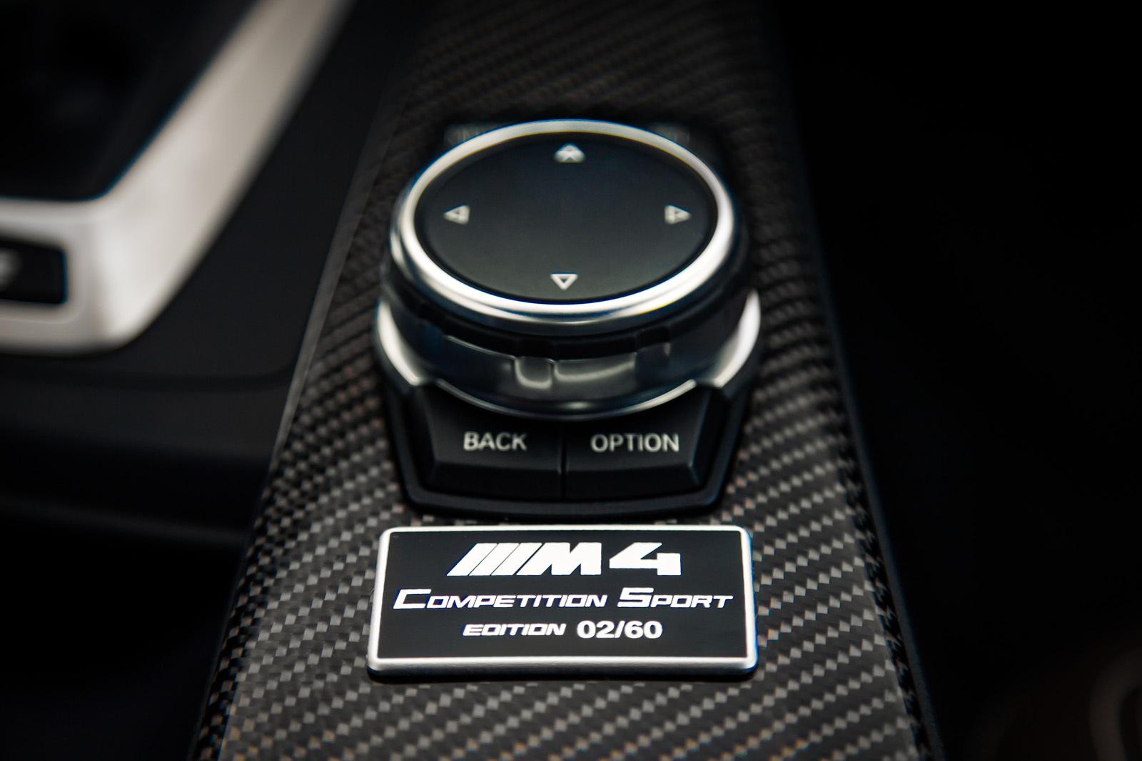 Foto de BMW M4 CS (27/60)