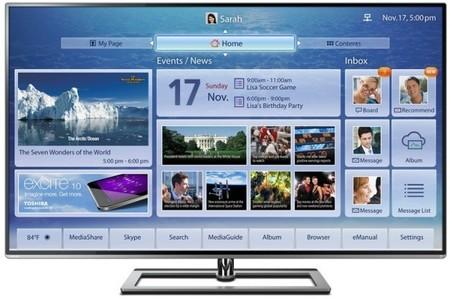 Toshiba lanza en agosto sus nuevos televisores 4K