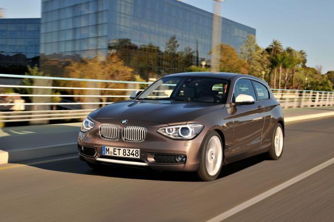 BMW Serie 1 3 puertas