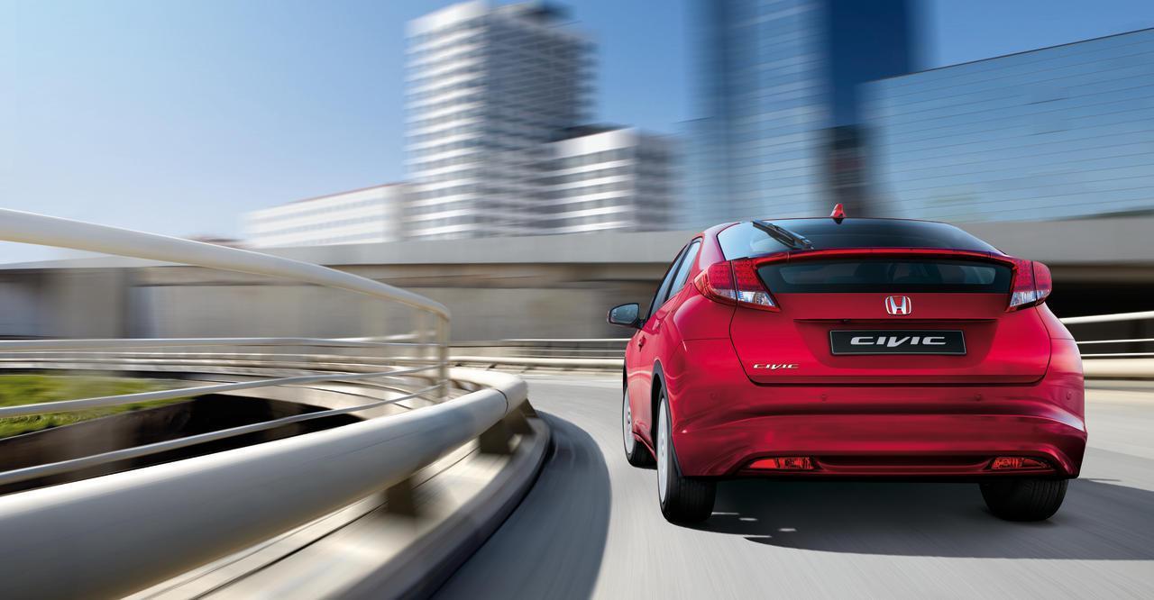 Foto de Honda Civic 2012 (92/153)