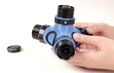 Blocks Camera, la primera cámara modular que puede ser personalizada a nuestra medida