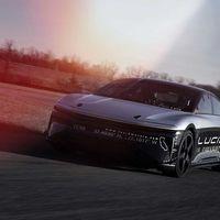 Lucid Motors nos enseña cuánto puede correr un vehículo eléctrico: 350 kilómetros por hora, con limitador