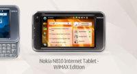 Nokia N810 con WiMax: confirmado