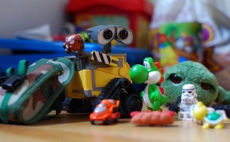 ¿Qué hacer con los juguetes que los niños ya no usan?