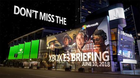 Sigue la conferencia de Microsoft en el E3 2018 aquí [finalizada]