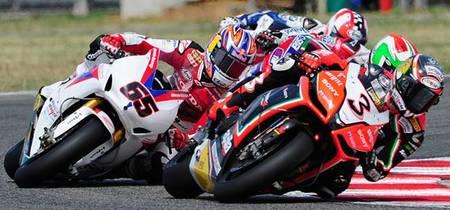 Superbike San Marino 2012: Max Biaggi firma el doblete. Carlos Checa por los suelos