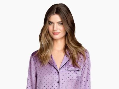 Nos recuperamos de San Valentín de la forma más cómoda: con un bonito pijama a la última