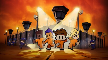 The Escapists 2, AO Tennis 2 y Warface: Breakout están para jugar gratis en Xbox One con Xbox Live Gold