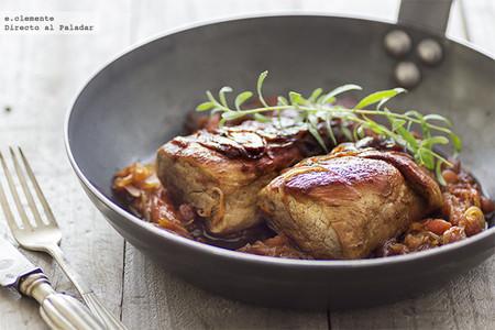 Solomillo de cerdo al caramelo y cinco especias chinas: receta con tintes exóticos