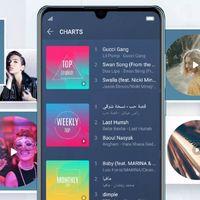 Así es Huawei Music, la competencia de Spotify que ya puedes probar en España