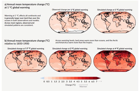 Ipcc Calentamiento Global