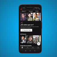 'Reproducir algo' de Netflix llega a los móviles Android: así funciona