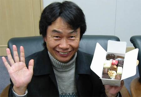 Un día en la vida de Shigeru Miyamoto