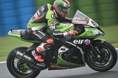 Superbikes Francia 2013: Tom Sykes gana también en una intensa segunda carrera de los chicos Aprilia