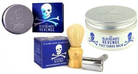 "Bluebeards Revenge, un afeitado ""brittish"""