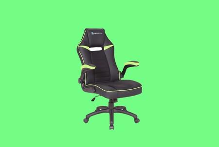 Esta silla gaming es de las más baratas que encontrarás y está a mínimo histórico: 66,98 euros en Amazon