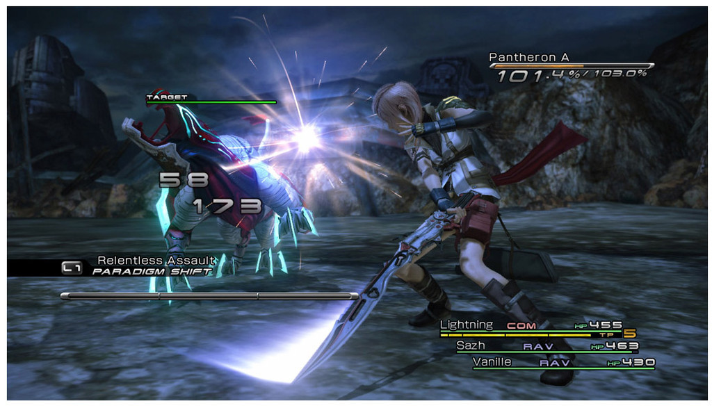 Foto de 'Final Fantasy XIII', nuevas imágenes (18/21)